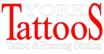 York Tattoo and Piercing Studio Logo